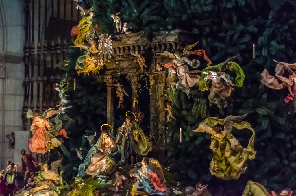 Neapolitan Baroque Creche  -2