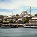 The Old Port of Istanbul by Werner Kunz