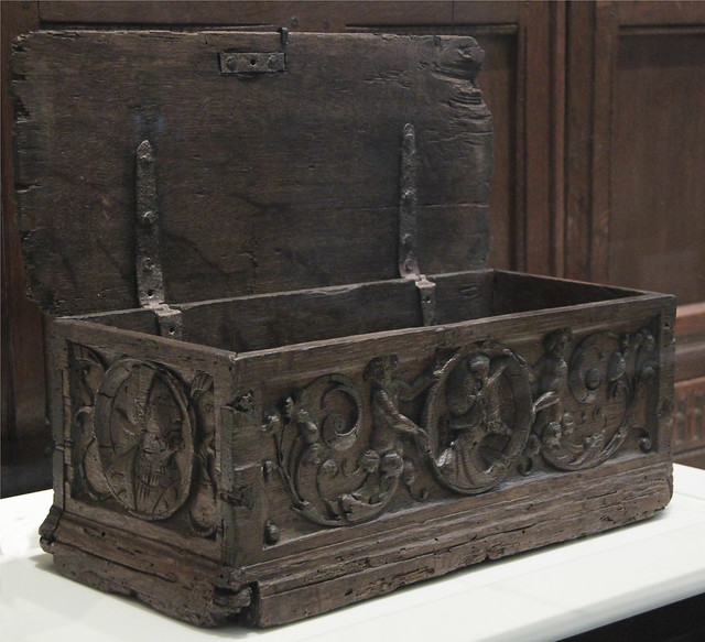 Box, about 1500-50, Northern France