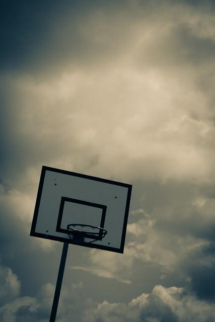 Outdoor Basketball 1