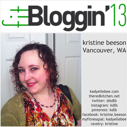 fitbloggin kristine