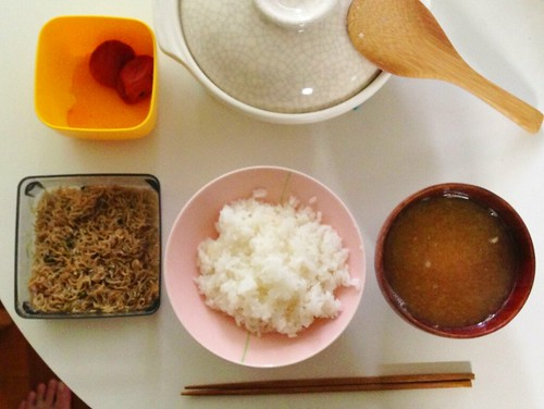 昼ご飯 Lunch