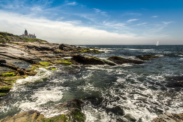 Beavertail State Park (HDR)