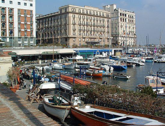 Napoli-Santa Lucia