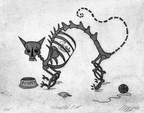 Death's Cat