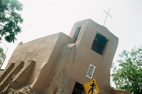 santa fe san miguel mission 2
