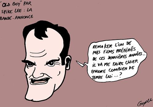 17_Tarantino Old Boy Spike Lee