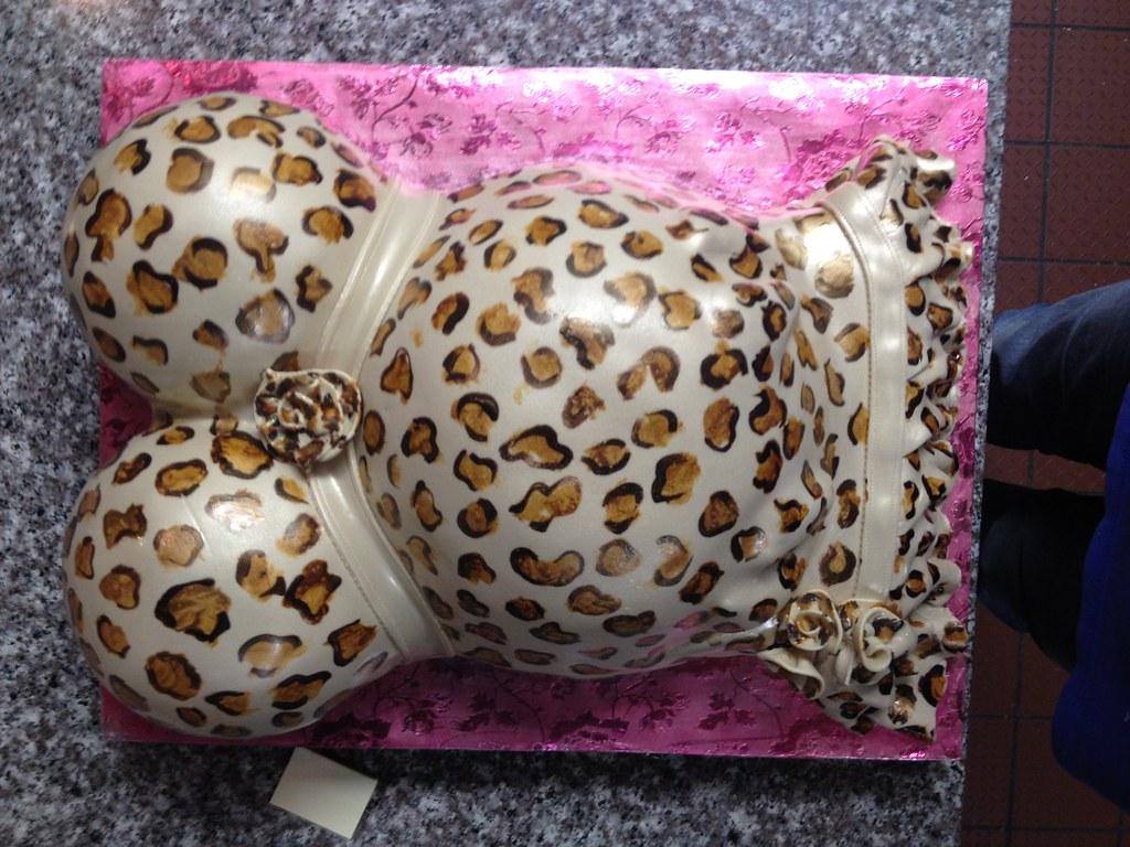 cheetah print baby belly