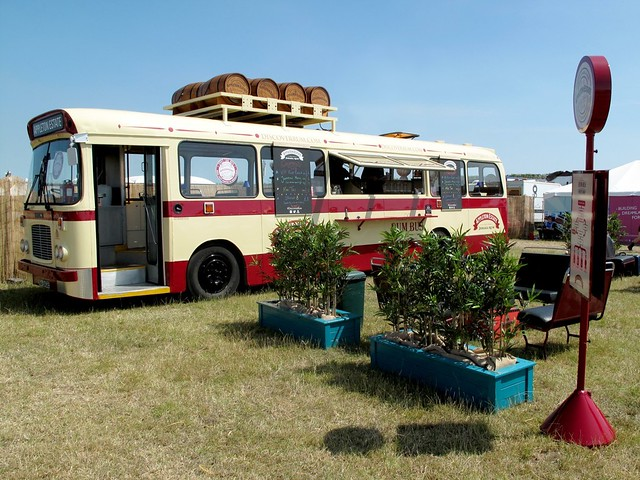 The Appleton Estate Rum Bus
