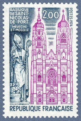 Basilique Saint-Nicolas de Port