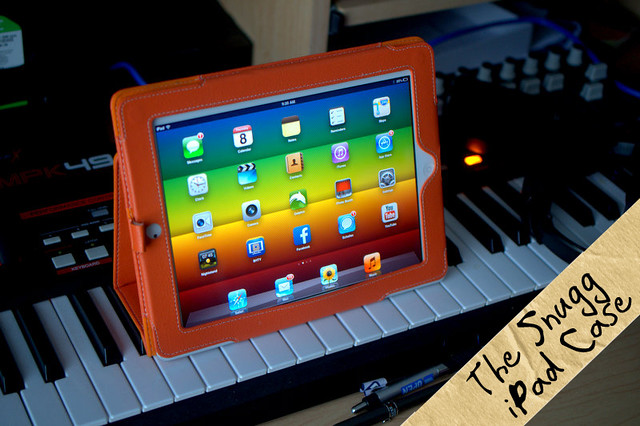The iPad case for cool kids: The Snugg