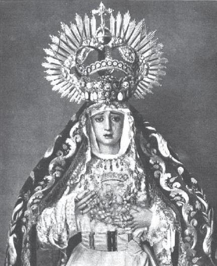 Virgen de Montserrat 1934