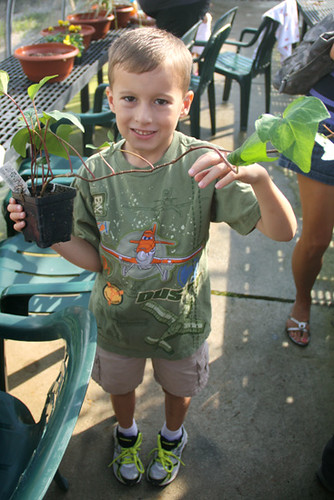 Nathan-holding-a-plant