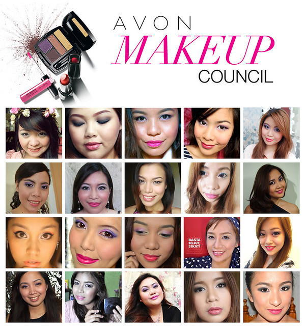 Avon Makeup Council Sai Montes