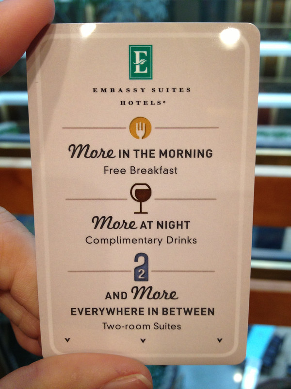 embassy suites card