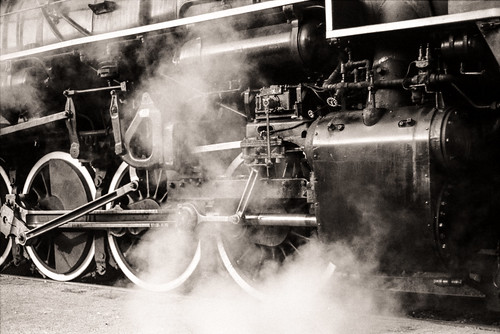 Steam Power