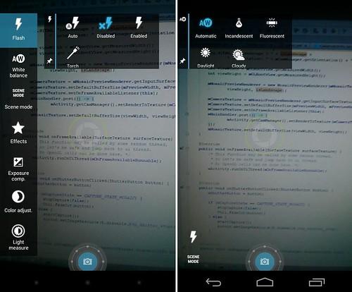 Focal camera из CyanogenMod