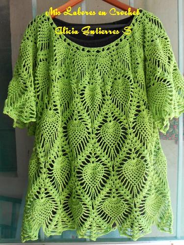 .blusa piñas 2