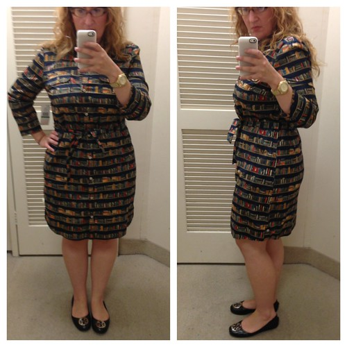 tommy hifiger library dress
