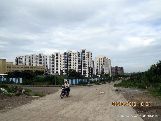 Pawar Public School, Sparklet Megapolis Smart Homes 1, Sunway Megapolis Smart Homes 2 & Splendour Megapolis Smart Homes 3 at Megapolis, Hinjewadi Phase 3, Pune 411 057 on 28th & 29th September 2013