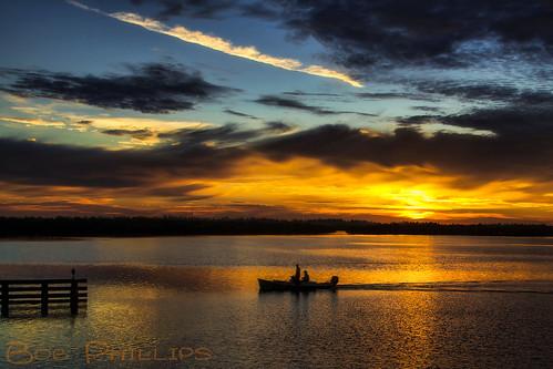 usa gulfofmexico clouds sunrise boat fishermen florida matlacha pineisland pineislandsound