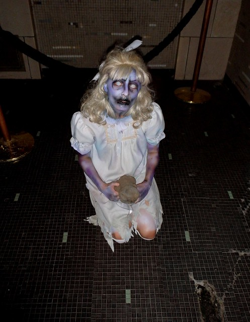 Monster Child at Queen Mary's Dark Harbor