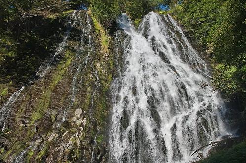 【写真】オシンコシンの滝