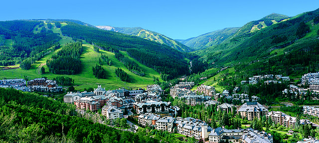 Beaver Creek summer