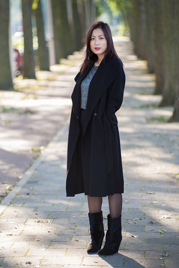 Filippa K Ines coat