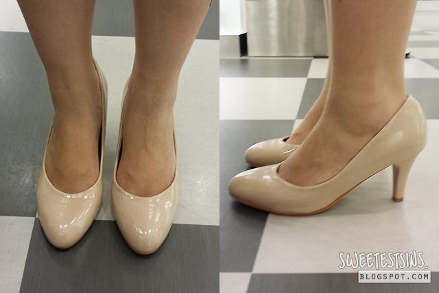 Nude Heels Singapore | Tsaa Heel