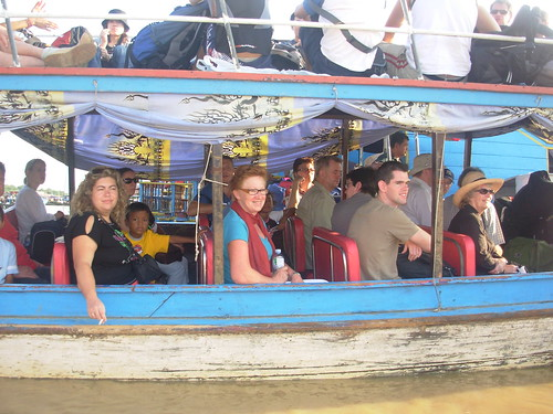 Siem Reap-Battambang - bateau (3)