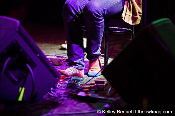 Dustin Wong @ Great American Music Hall, SF 10/16/13