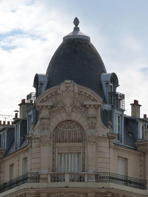 toits d'immeuble