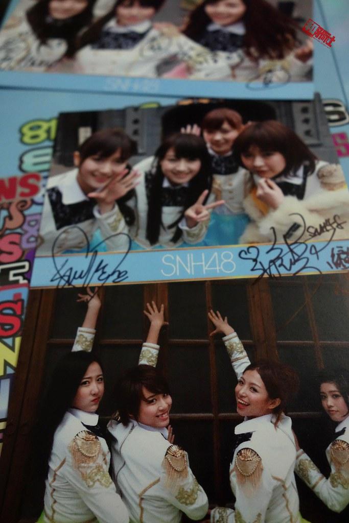 SNH48 和邪福利