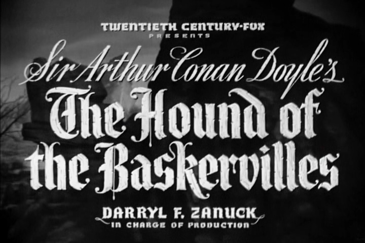 The Hound of the Baskervilles (1939) | The first of 14 Sherl… | Flickr
