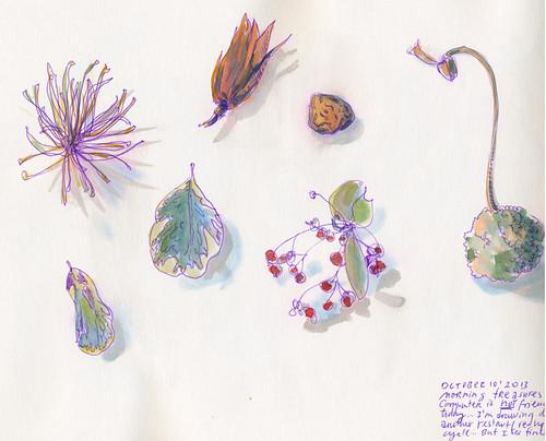 October 2013: Treasures