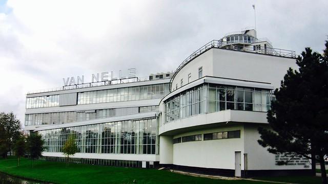 1931 Van Nellefabriek | Rotterdam