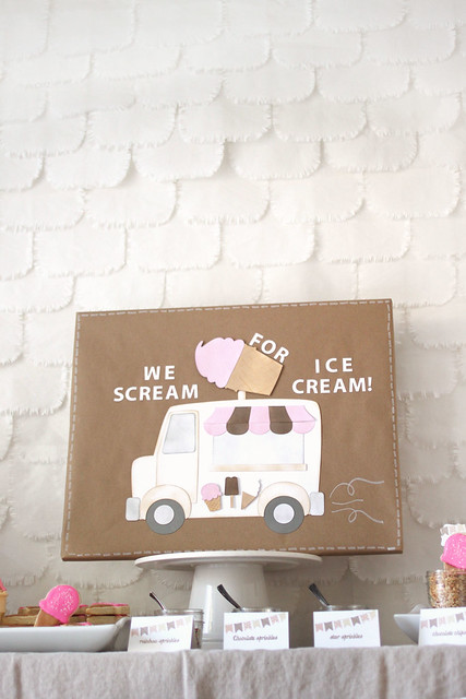 we scream for ice cream