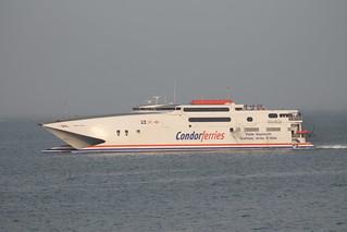 HSC Condor Rapide (Condor Ferries)
