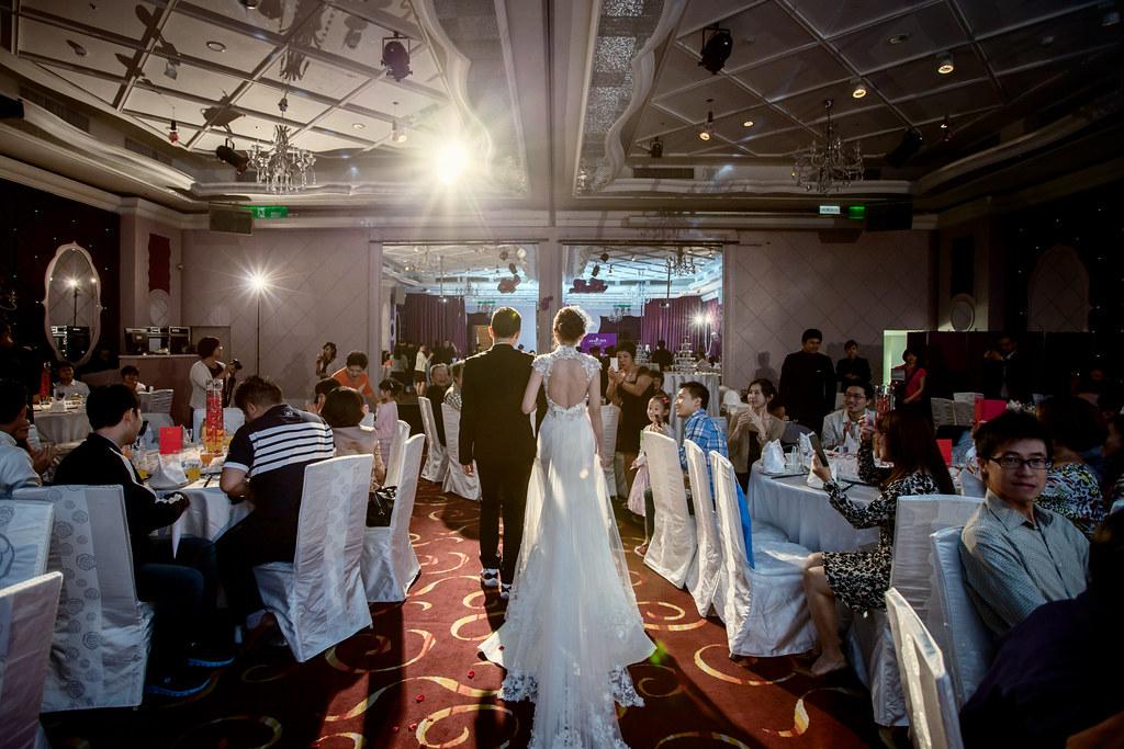 婚禮攝影 大直典華旗艦館