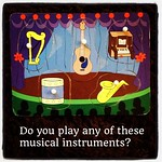 What musical instrument do you play? #musiclessons #musiced #musiceducation #musicalinstrument