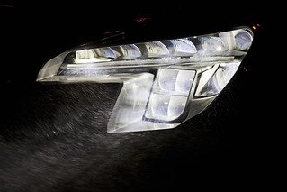 Opel LED-Matrix-Lichtsystem