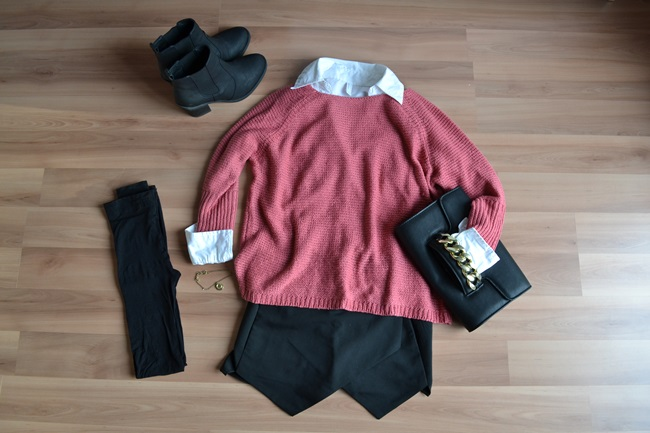 Outfit schick in Rosa (6)
