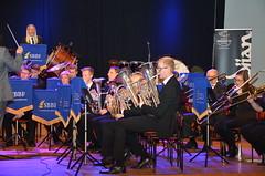 Brassbandfestivalen 2013 - Eufonium - Johannes Forsberg, Åsenhöga Missionskyrkas Brass Band (Foto: Annette Forsberg)