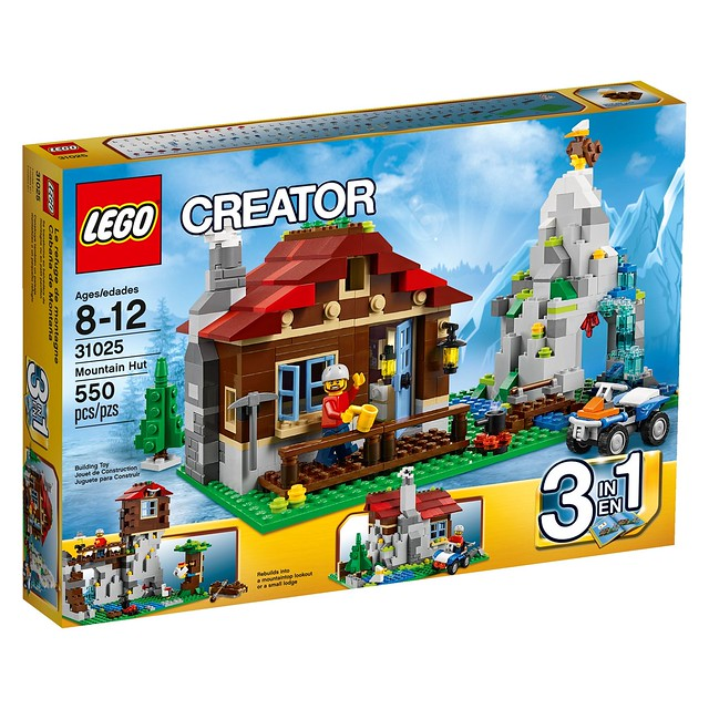 LEGO Creator 31025 - Mountain Hut