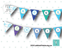 merry christmas, snowflake garland, christmas backdrop, boy christmas, christmas template, christmas banner, holiday banner, card banner