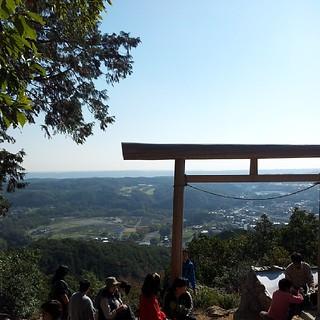 登山には良い季節でした。