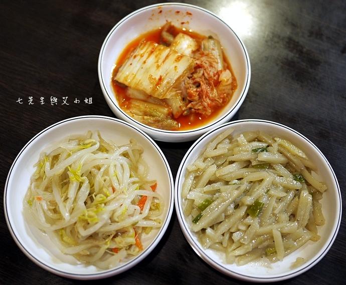4 江原道韓國料理