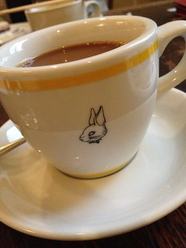 渋谷 ランチ ウサギ4