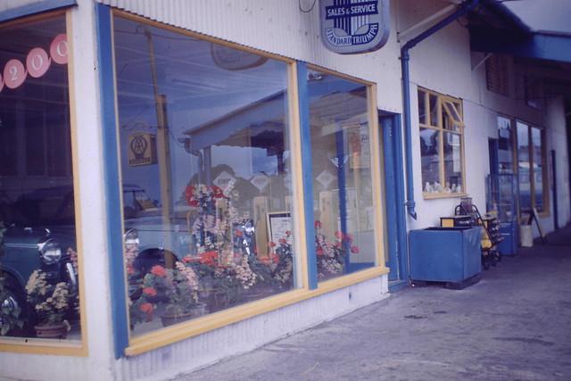 Holway Garage, Holway Road, Holywell, Flintshire